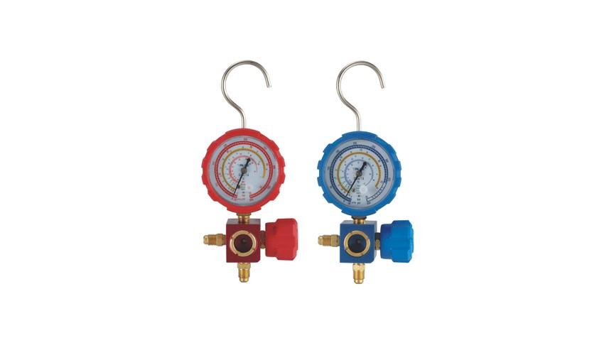 Manometr niskiego ciśnienia Value VMG-1-U-L
