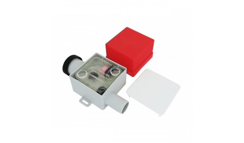 Syfon do odprowadzania skroplin podtynkowy IVENSIS ISN32