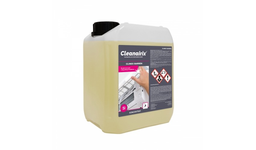 Koncentrat Cleanairix Clinex Barren 5L