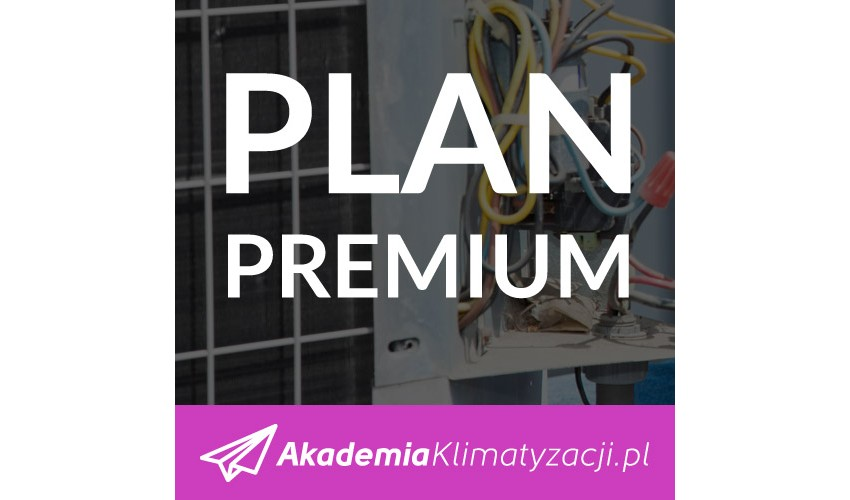 [VIDEO] Praktyczny Montaż Klimatyzacji 1.0 - plan premium