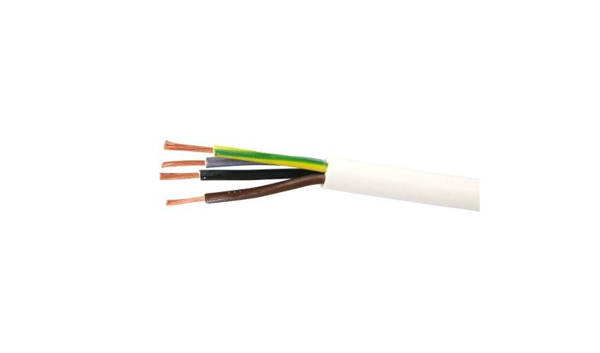 Kabel, przewód elektryczny linka OWY 4x1 mm