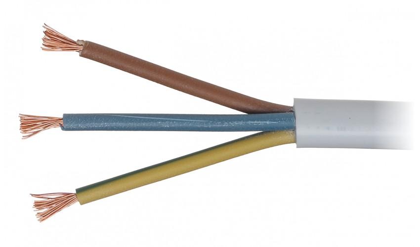 Kabel, przewód elektryczny linka OWY 5x1 mm