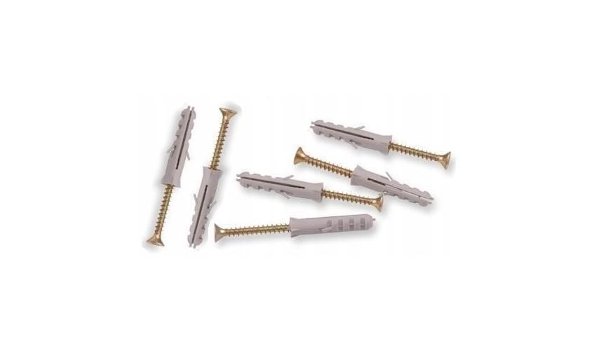 Kołki rozporowe KRX 8x60 100szt. WKRĘTMET