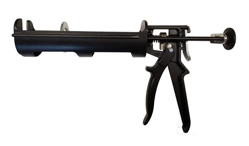 Pistolet, wyciskacz do kotway chemicznej, sylikonu, kleju