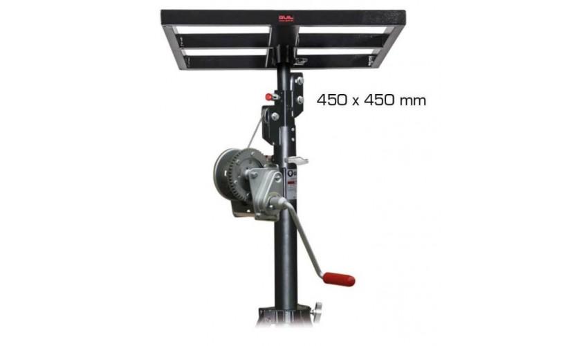 BC-06/H podest załadunkowy 45x45 cm