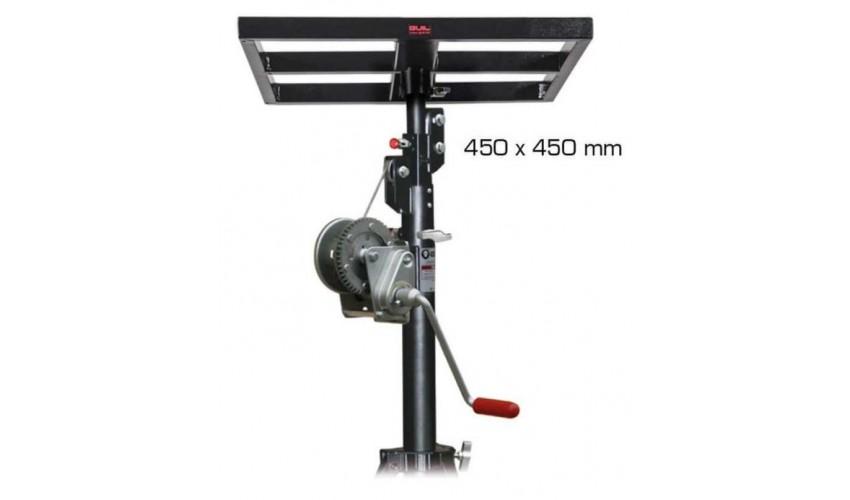 BC-06/M podest załadunkowy 45x45 cm