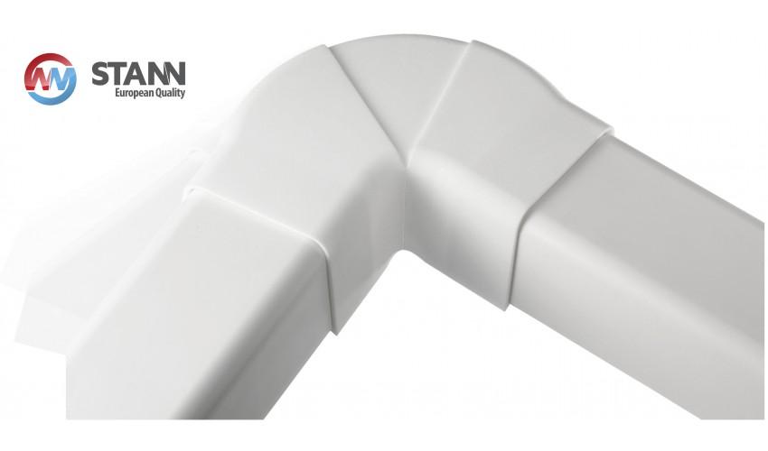 Kolano regulowane 80x60mm STANN