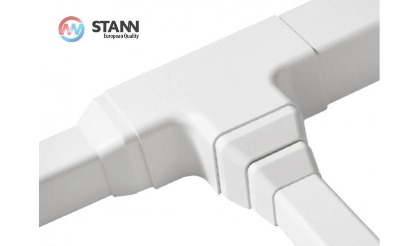 Trójnik koryta 110x75mm STANN