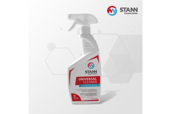 STANN Universal Cleaner ST501 zapach białej róży 0.75l