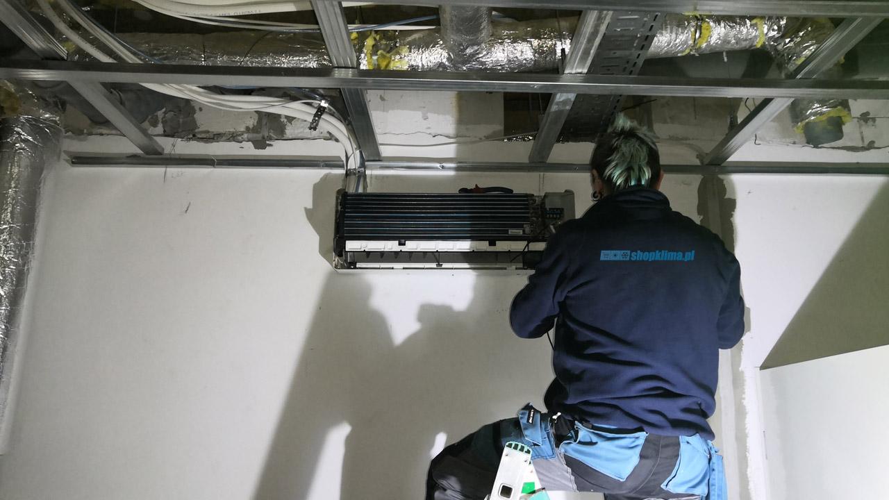 Jak przygotować instalacje pod klimatyzator