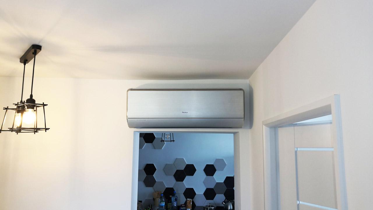gdzie powiesić klimatyzator