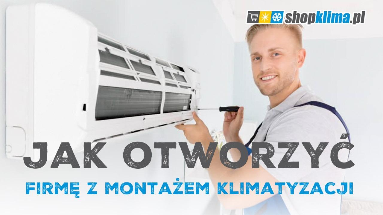 Otwieranie działalności w branży klimatyzacji i pomp ciepła